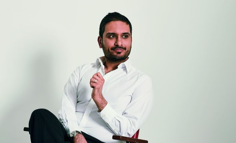 Brummell Ones to Watch: Nilesh B Dosa