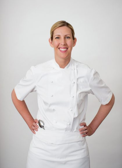 Clare Smyth recently opened her first solo project, Core, in Notting Hill