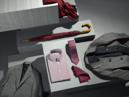 Turnbull & Asser AW17 collection