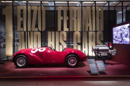 Ferrari Exhibition at the Design Museum