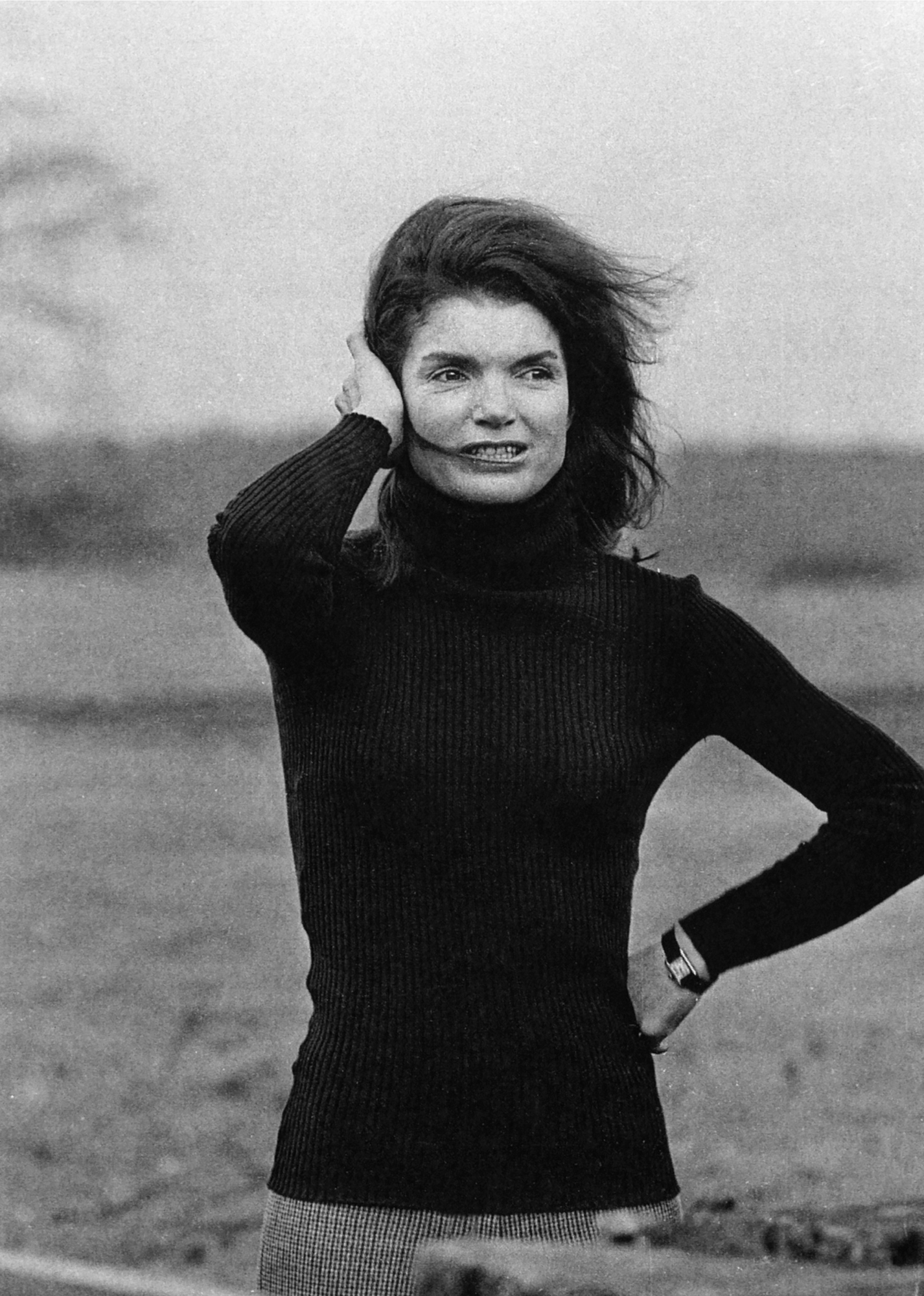 Jackie Kennedy and her Cartier watch that sold at Christie's