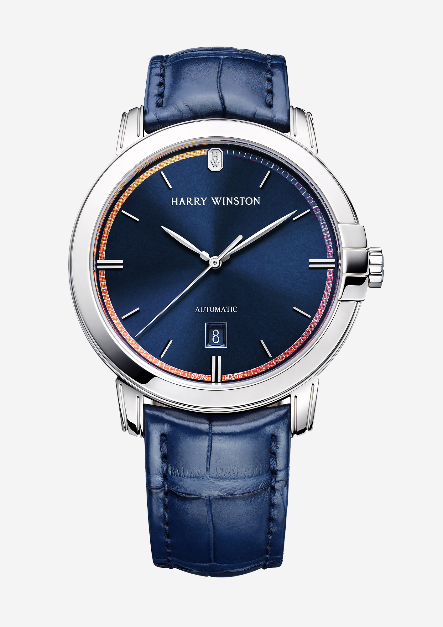 Sales of this Harry Winston timepiece go towards AIDS research