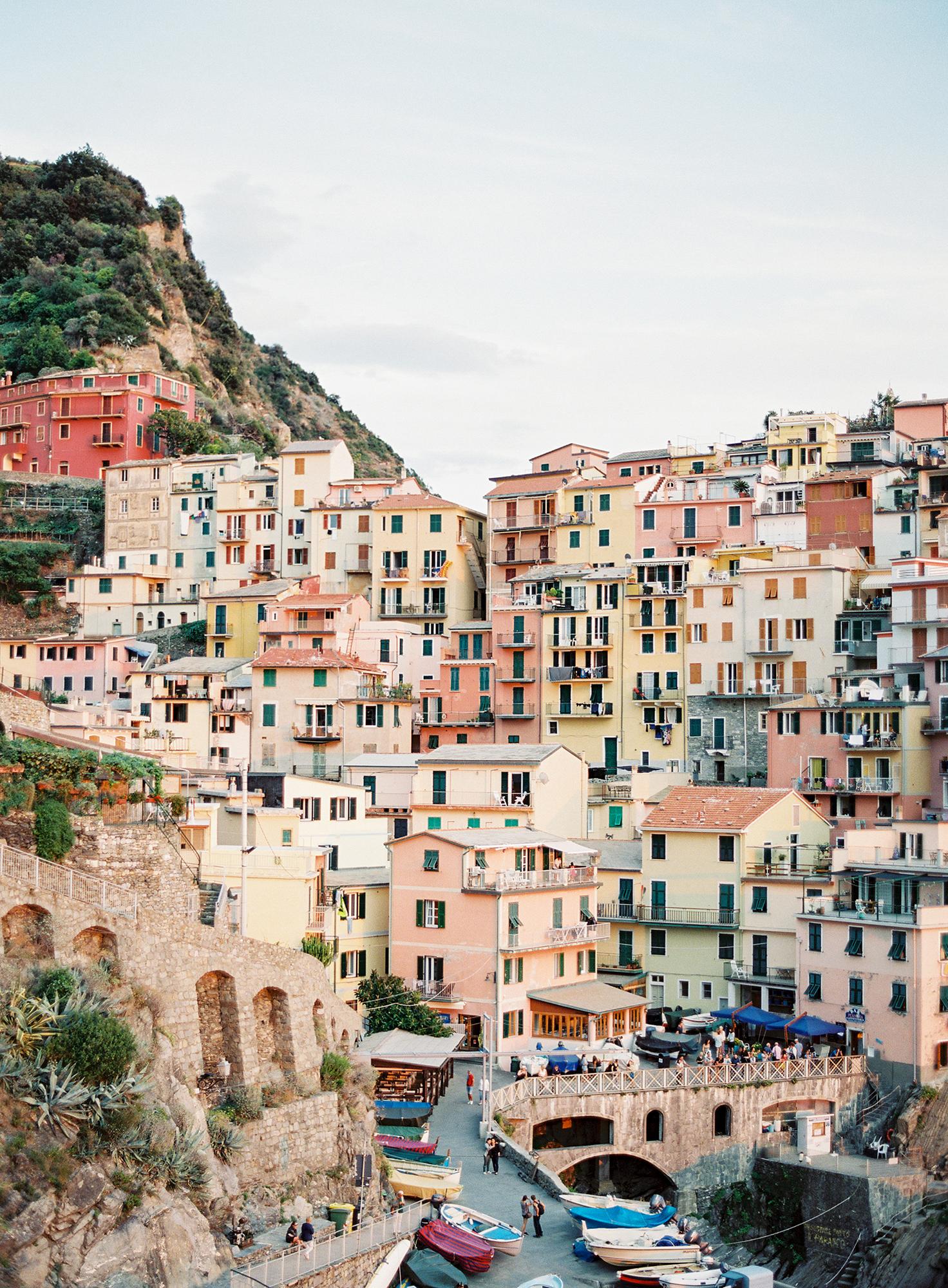 Liguria's Cinque Terre