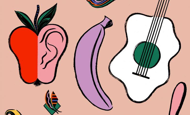 Kitchen Theory, illustration by Cynthia Kittler