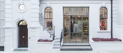 Kent & Curwen store in Covent Garden