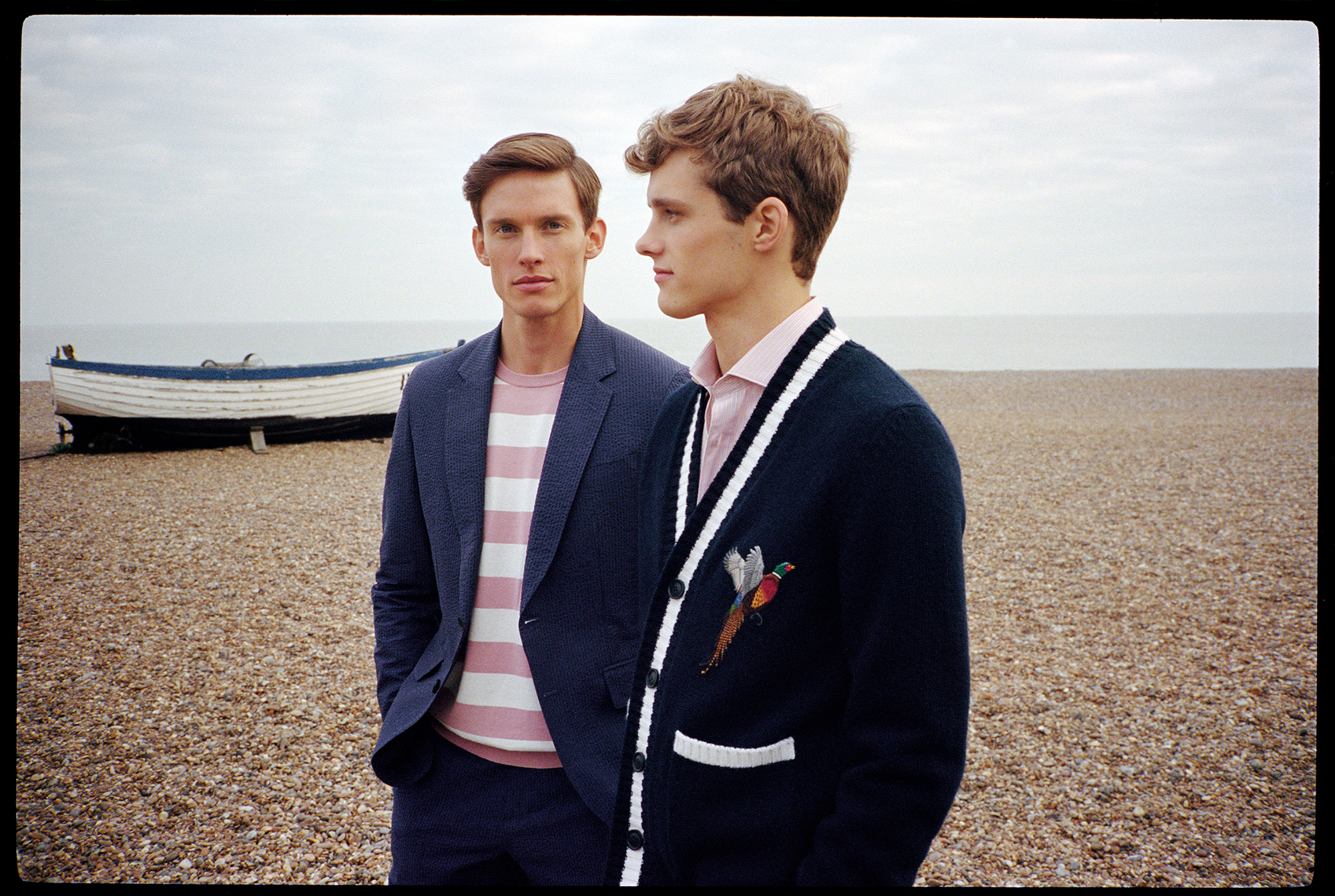 Gieves & Hawkes SS18 campaign