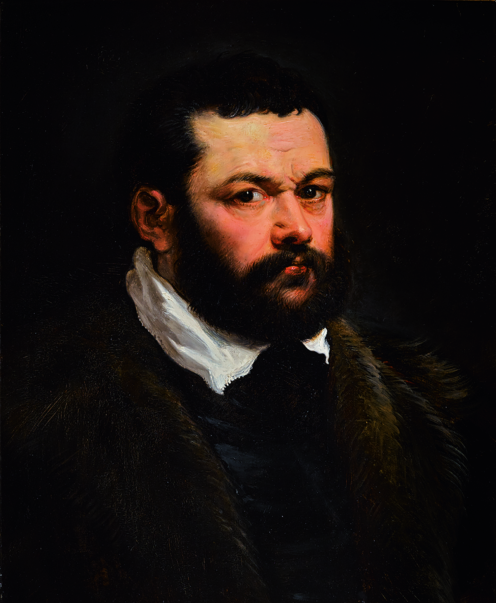 Portrait of a Venetian Nobleman, by Sir Peter Paul Rubens, will be on auction at Sotheby's during London Art Week