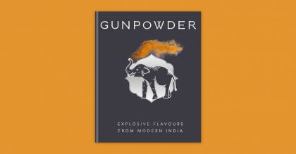 Gunpowder cookbook