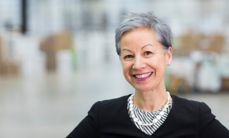Jacqueline de Rojas, president of techUK
