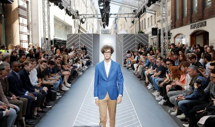 London Fashion Week: St James's