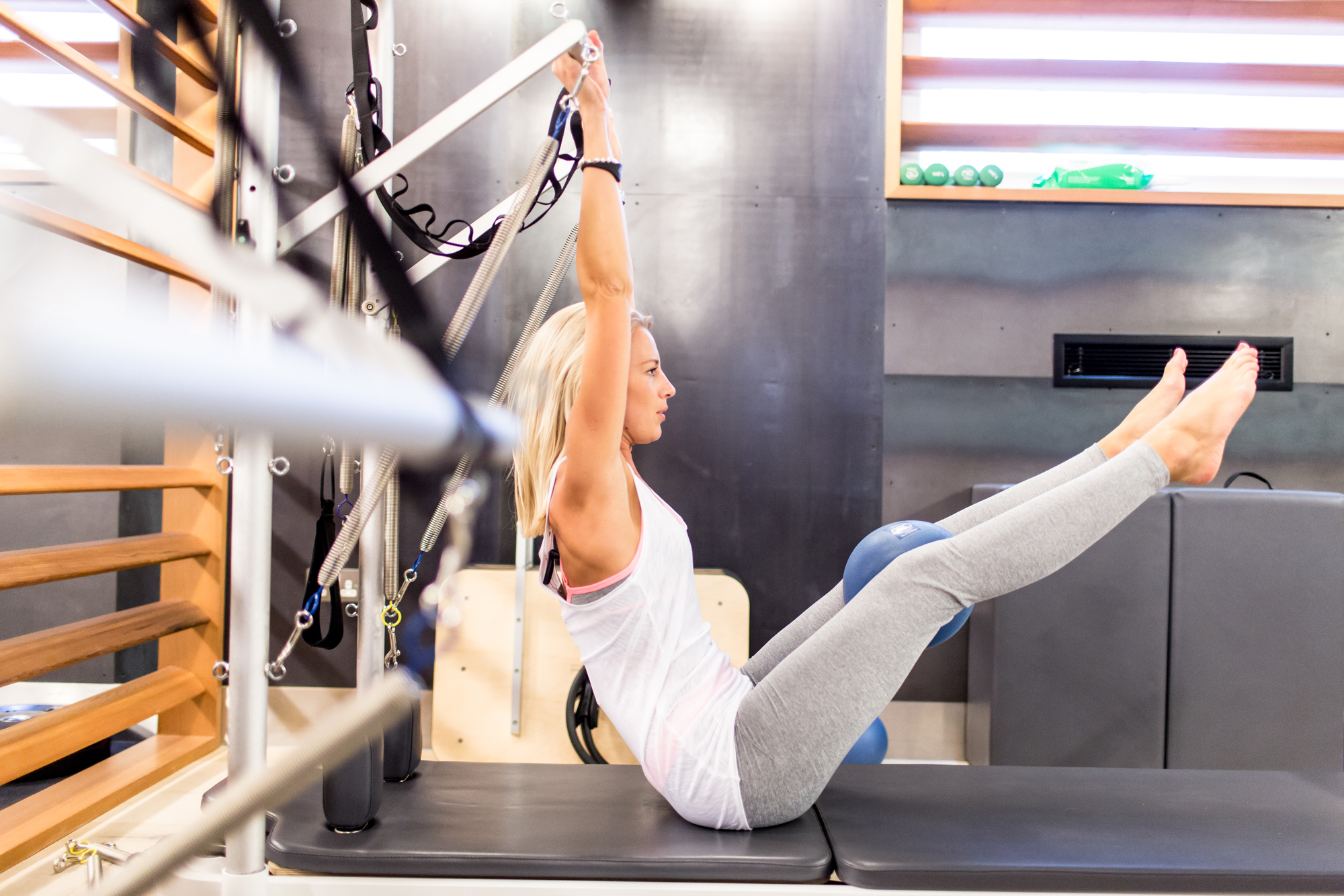 Reformer pilates at Grace Belgravia