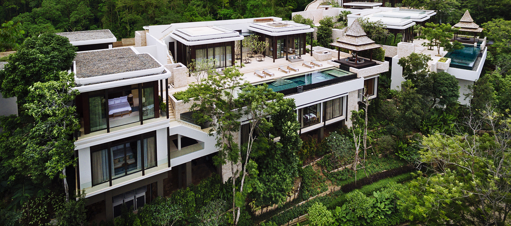 A villa to rent or purchase at Layan Residences by Anantara