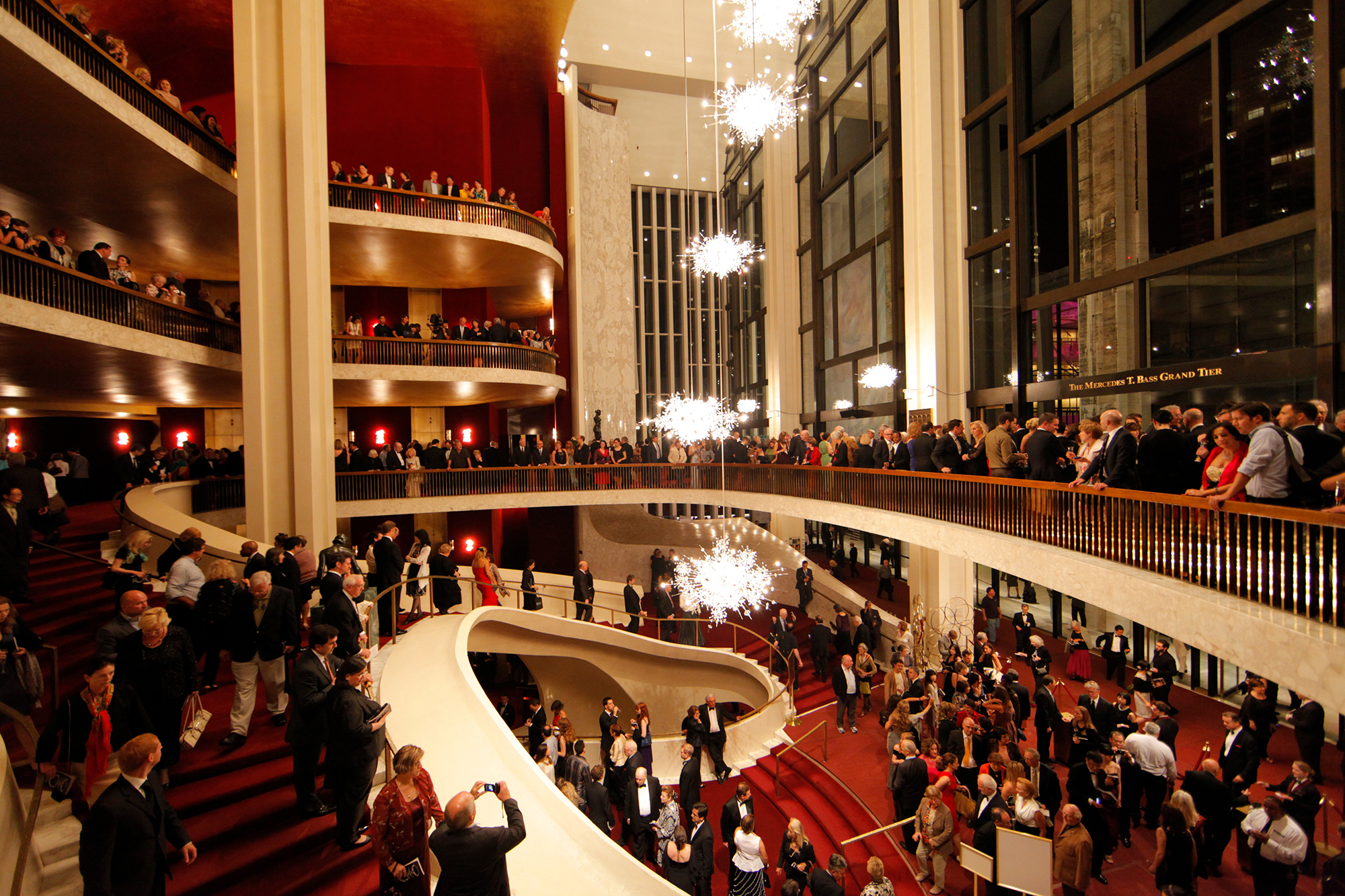 The Metropolitan Opera House, New York