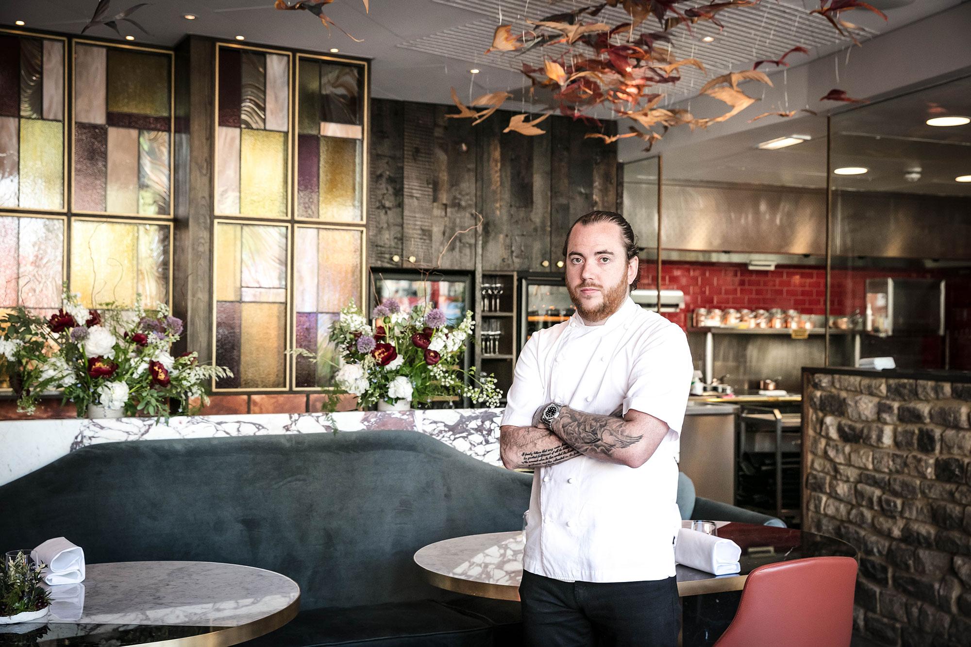 Tom Sellers Restaurant Story