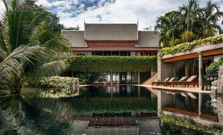 5 Bedroom Villa at Amanpuri Phuket
