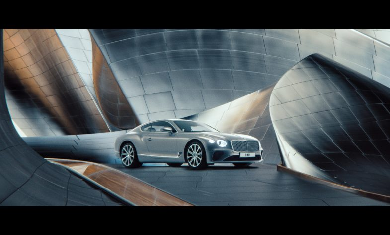 Bentley's short film 'Together we are extraordinary'