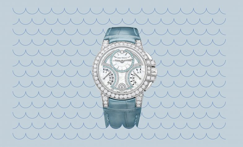 Harry Winston Ocean 20th Anniversary Biretrograde Automatic 36mm