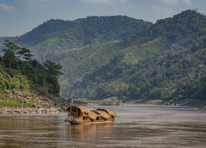 Cruise on the Mekong