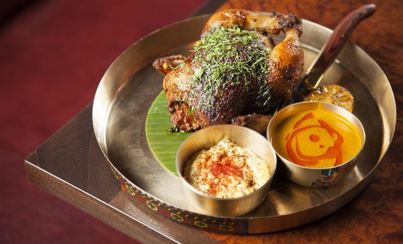 Rotisserie Chargha Chicken