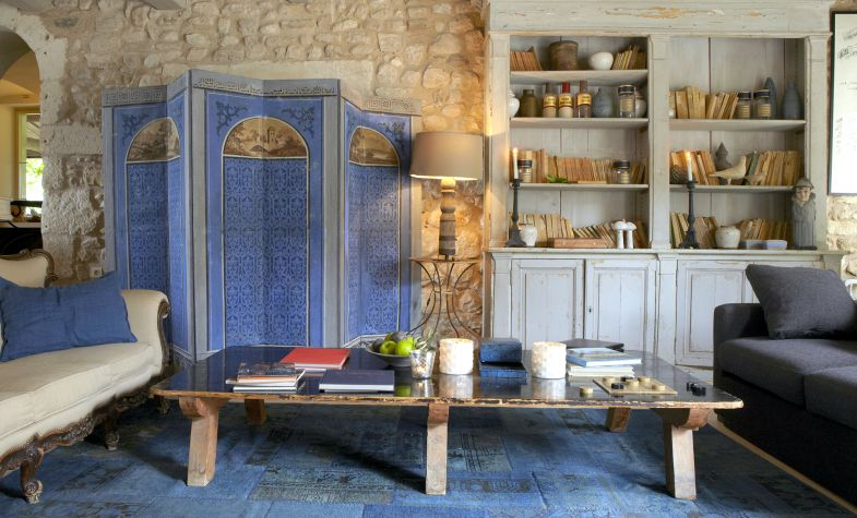 The beautiful interiors of La Bastide de Marie, Provence