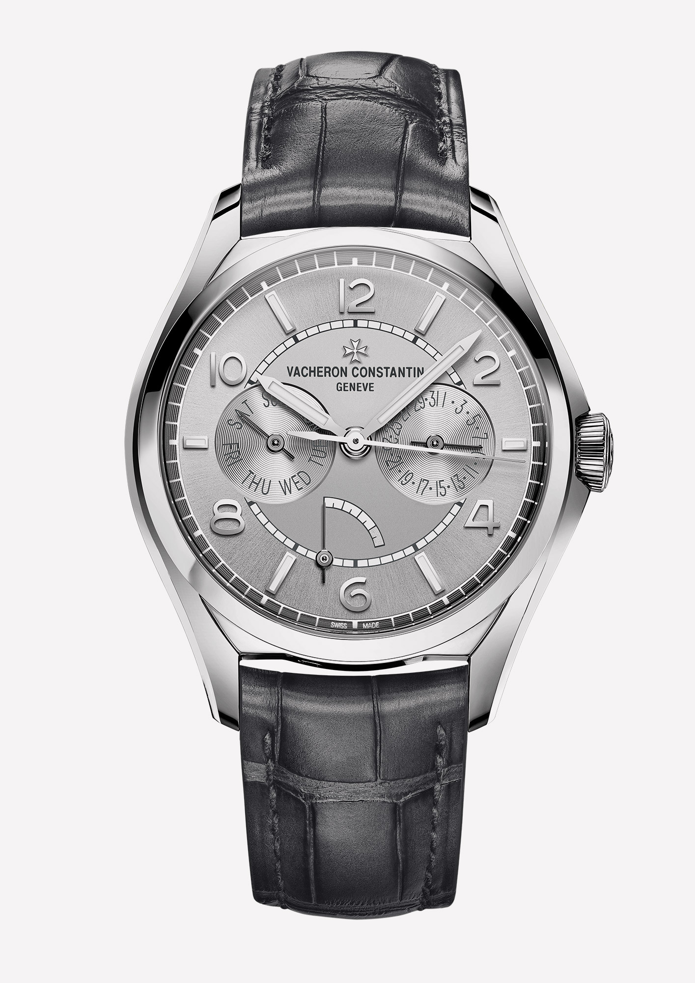 Vacheron Constantin Fiftysix day-date with power reserve indicator