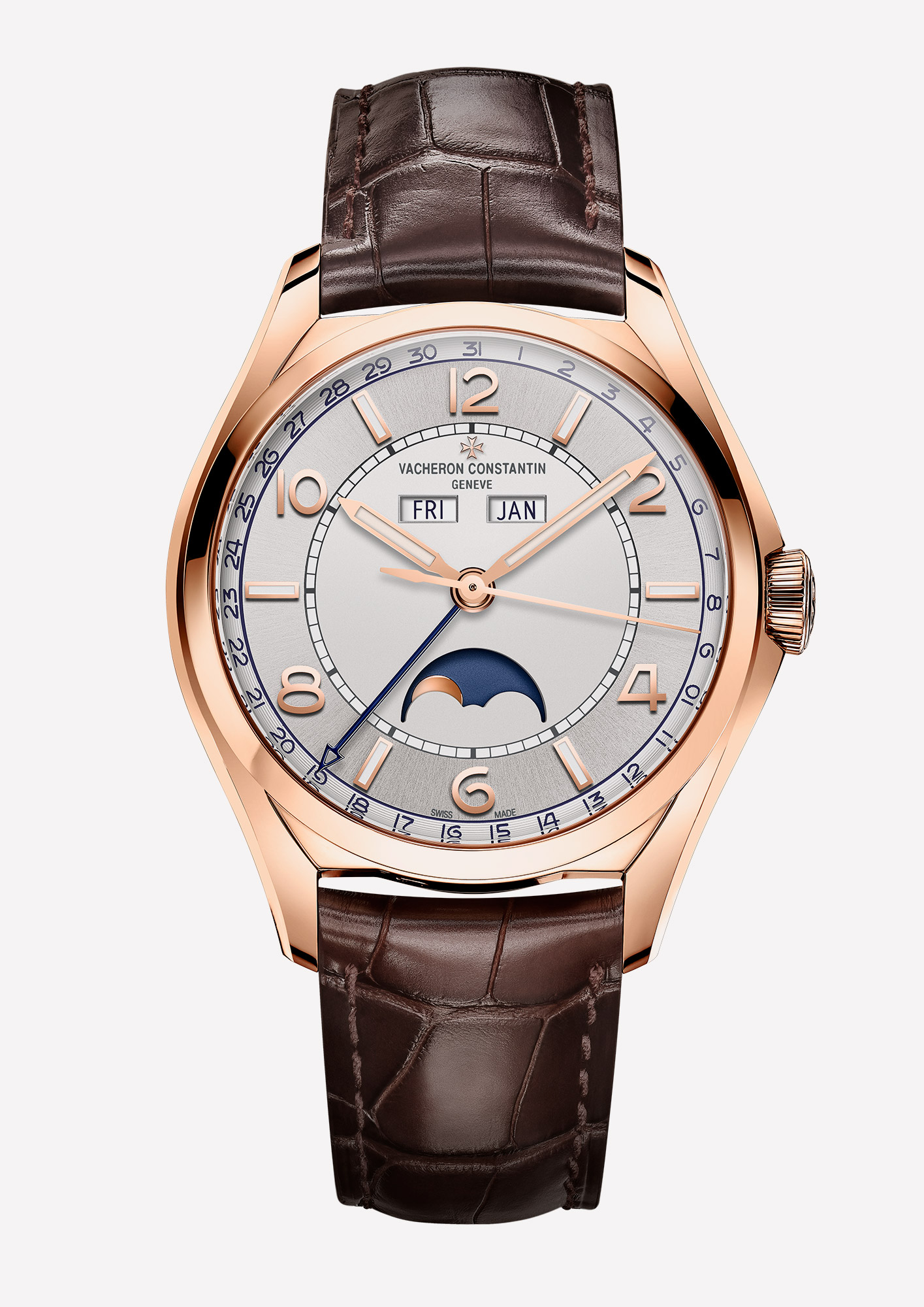 Vacheron Fiftysix complete calendar version