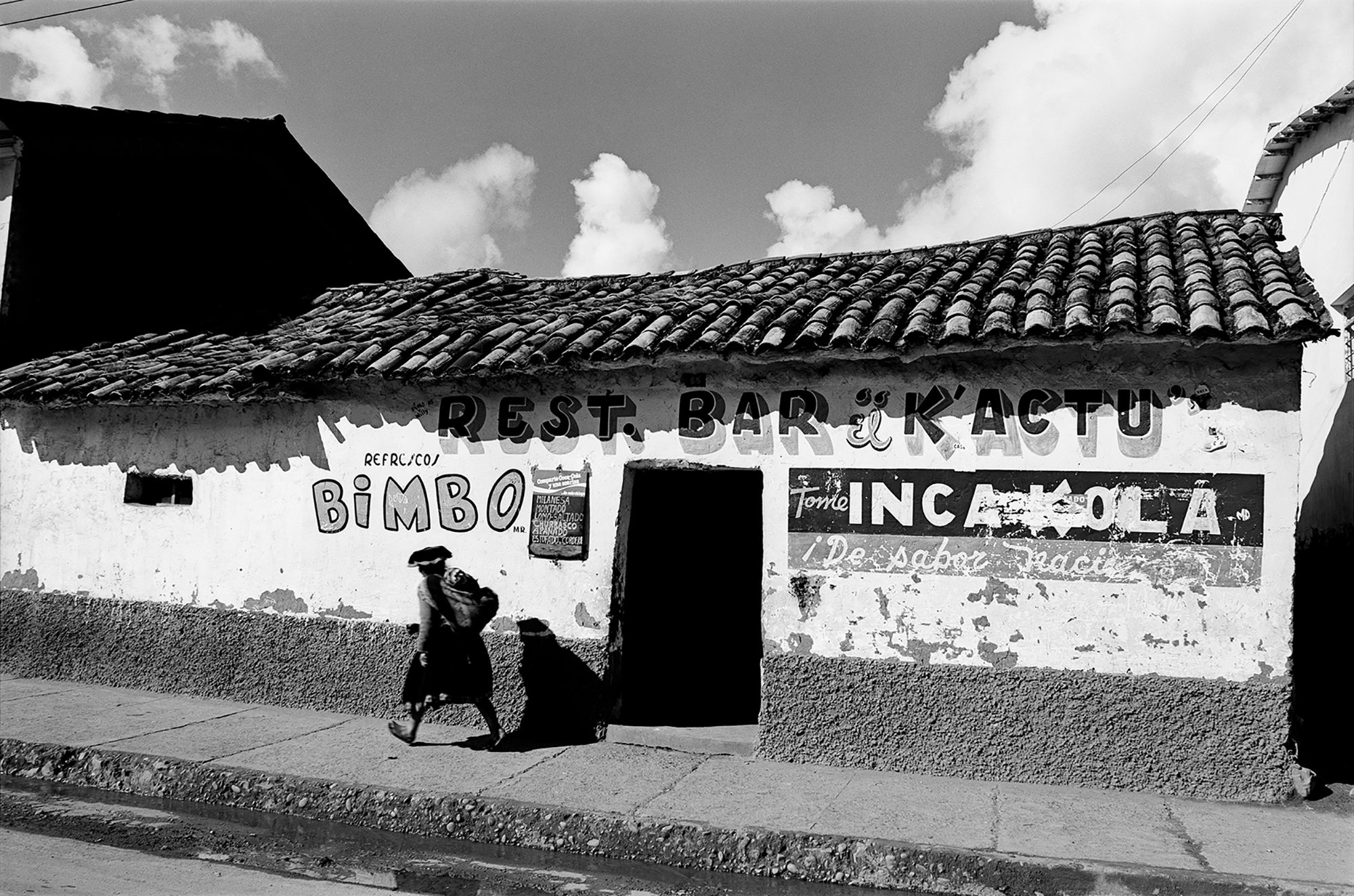 Images from Bailey's Peru © David Bailey