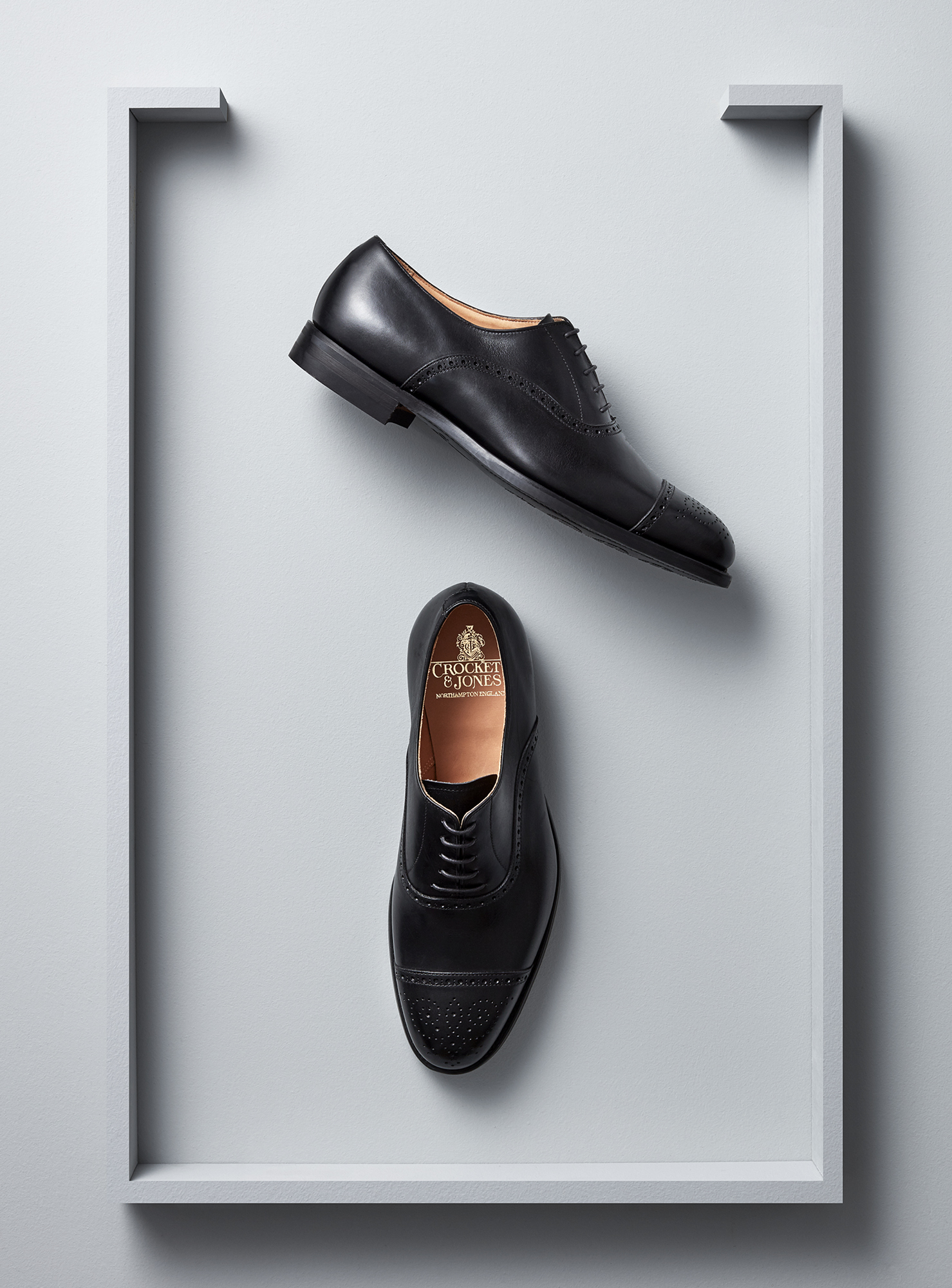 Crockett & Jones' Hatton style