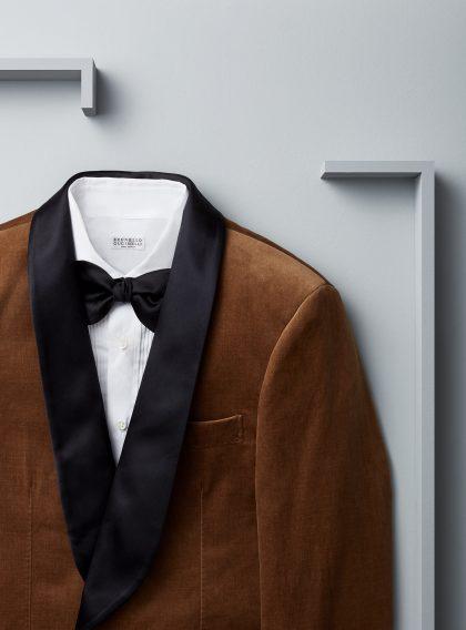 Brunello Cucinelli eveningwear