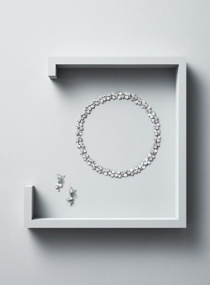 Tiffany & Co.'s new Paper Flowers collection