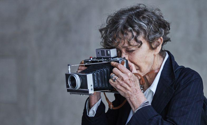 Photographer Sarah Moon