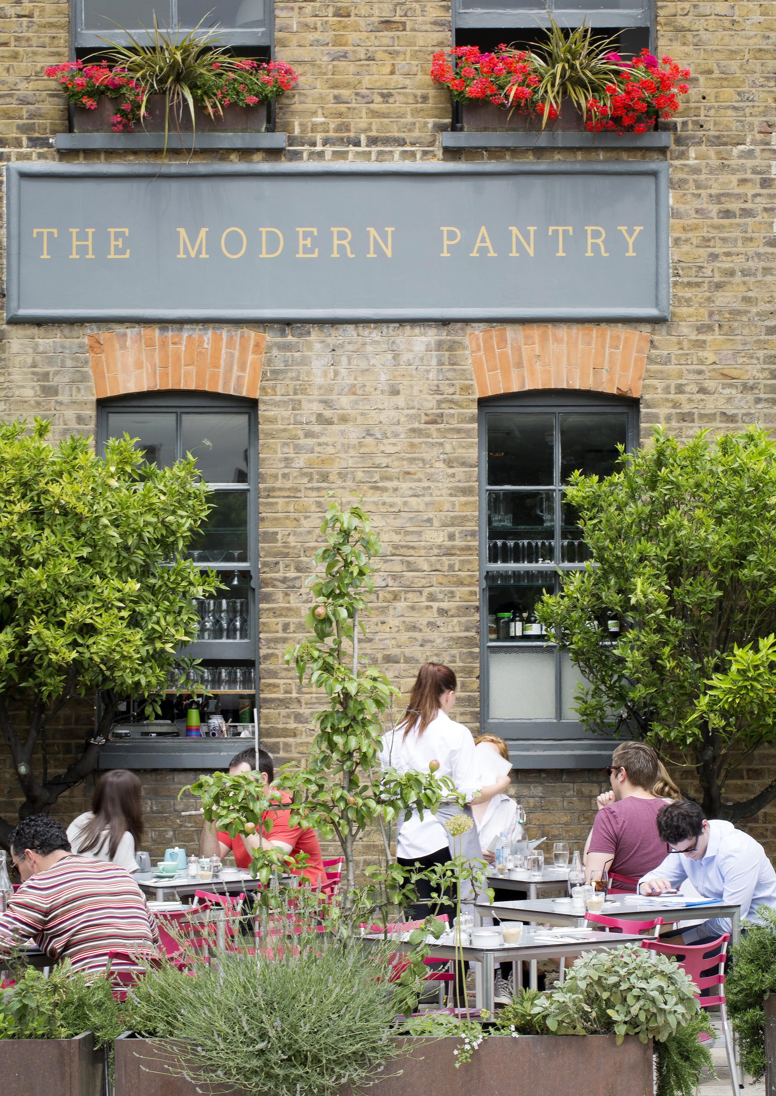 The Modern Pantry in Clerkenwell