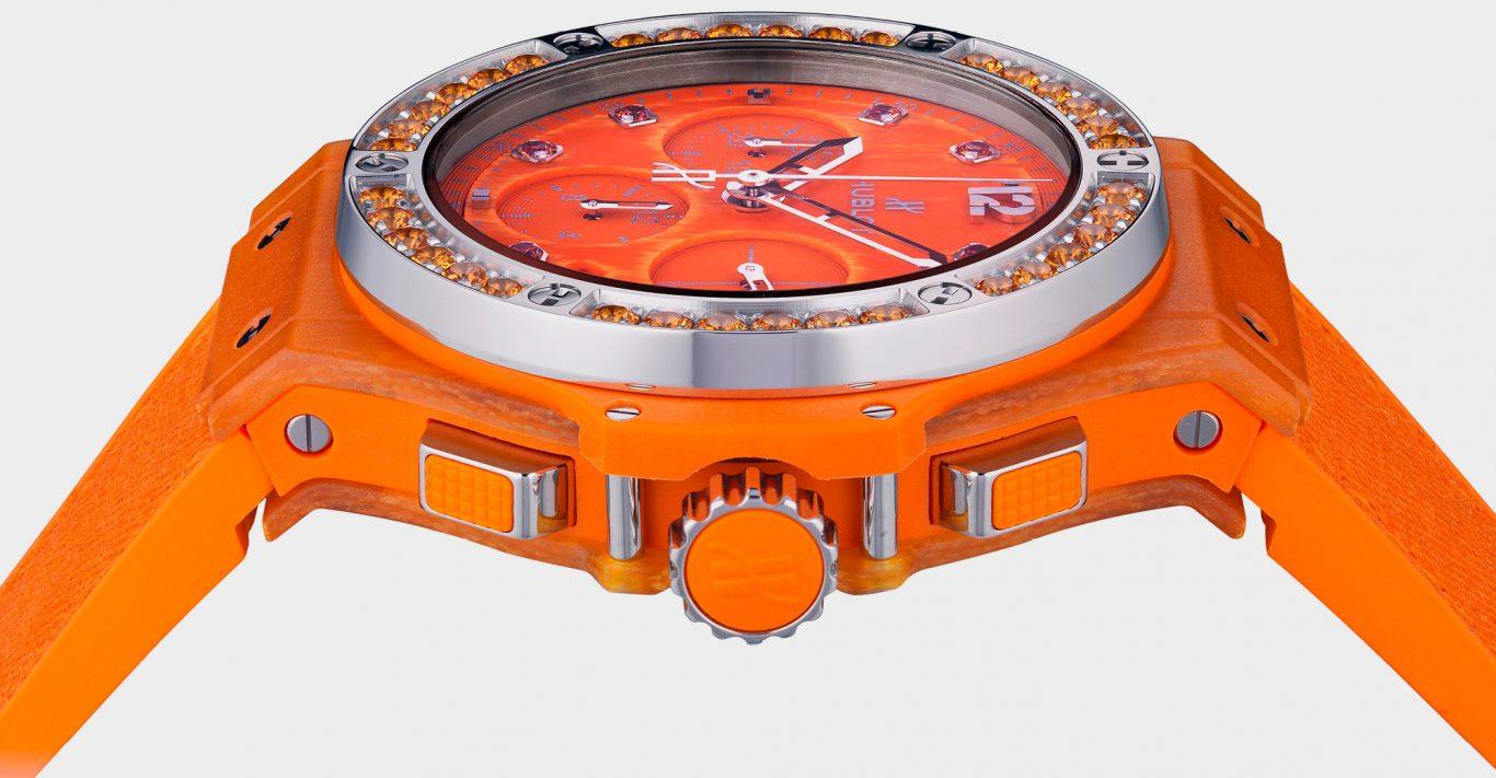 Hublot Big Bang Orange Linen