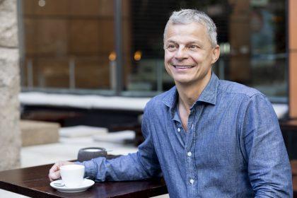 Rainer Becker, co-founder of Zuma