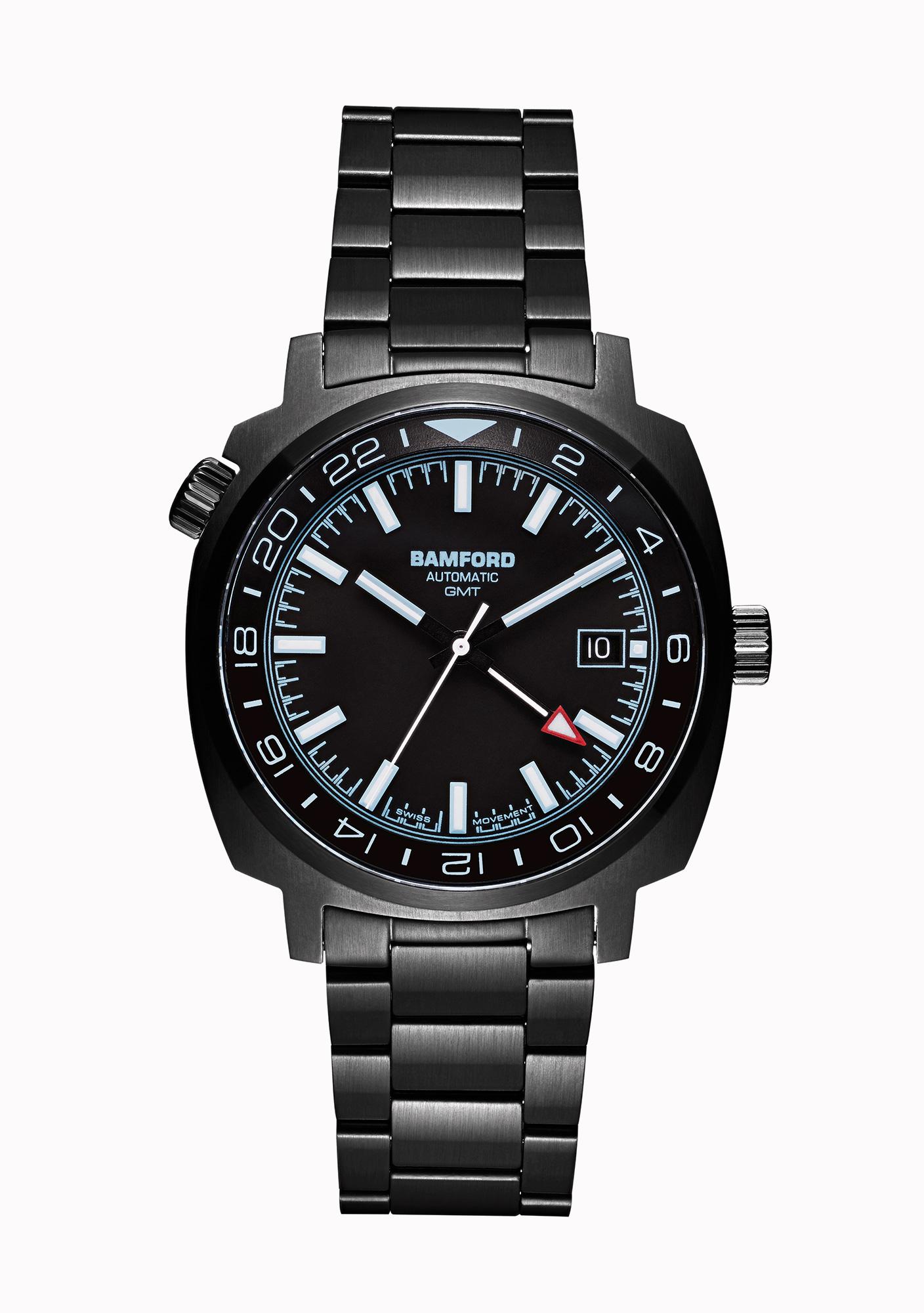 Bamford GMT in black