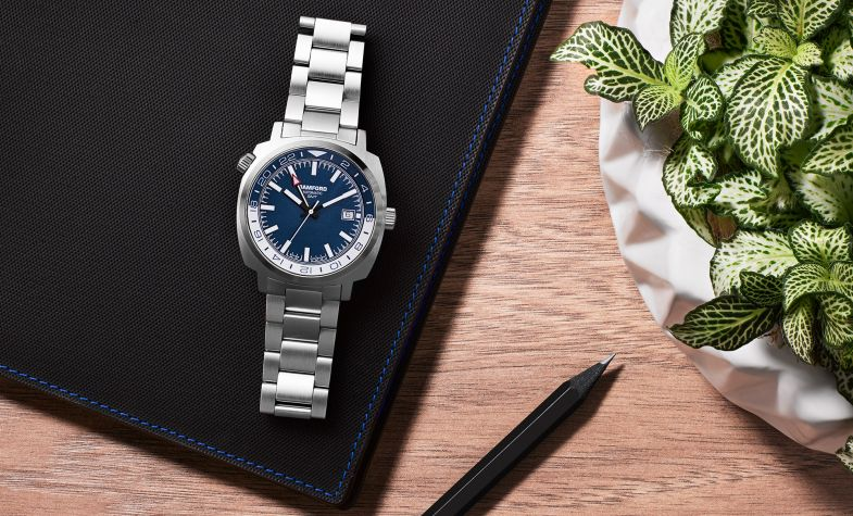 Bamford GMT watch