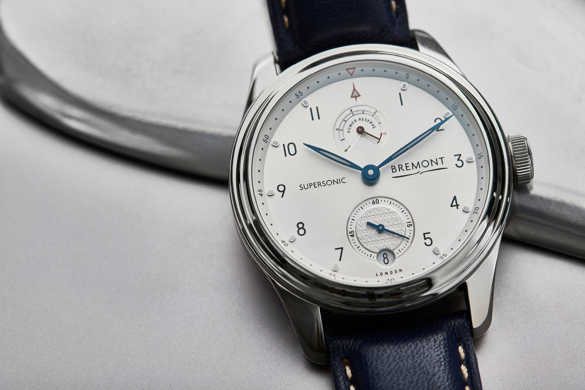 Bremont Supersonic limited-edition timepiece