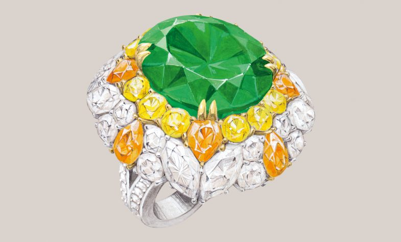 Harry Winston Candy collection