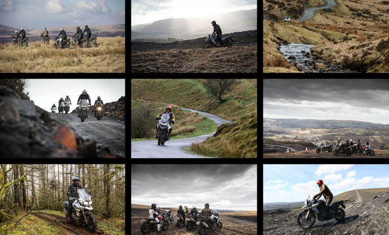 Triumph Adventure Experience