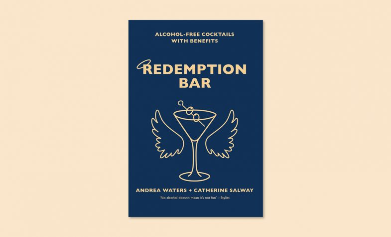 The new cocktail recipe book from Redemption Bar