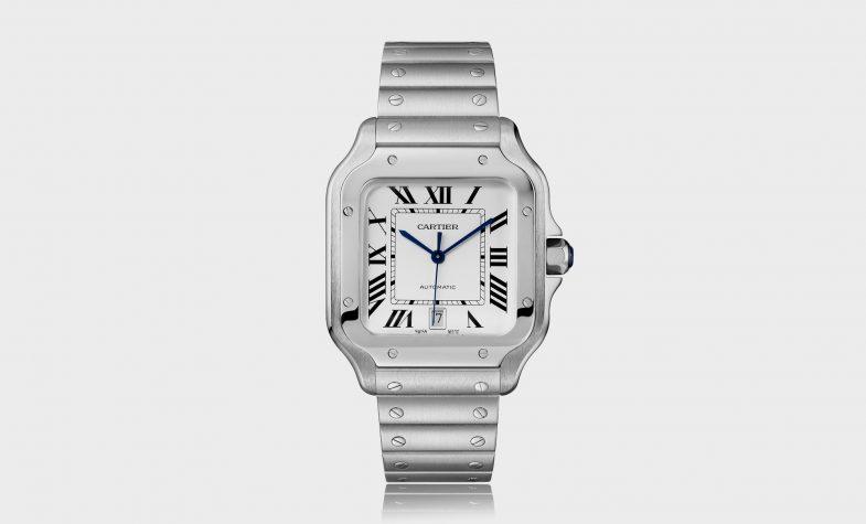 Cartier Santos de Cartier, £5,900
