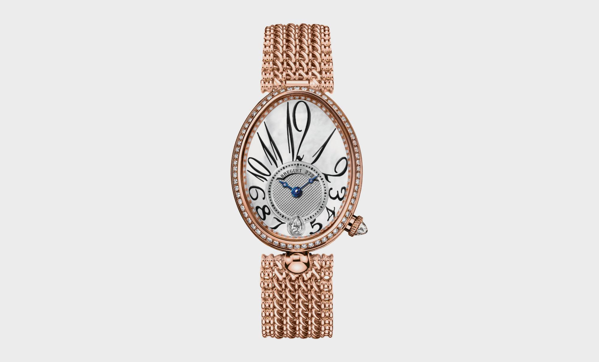 Breguet Reine de Naples, £44,800