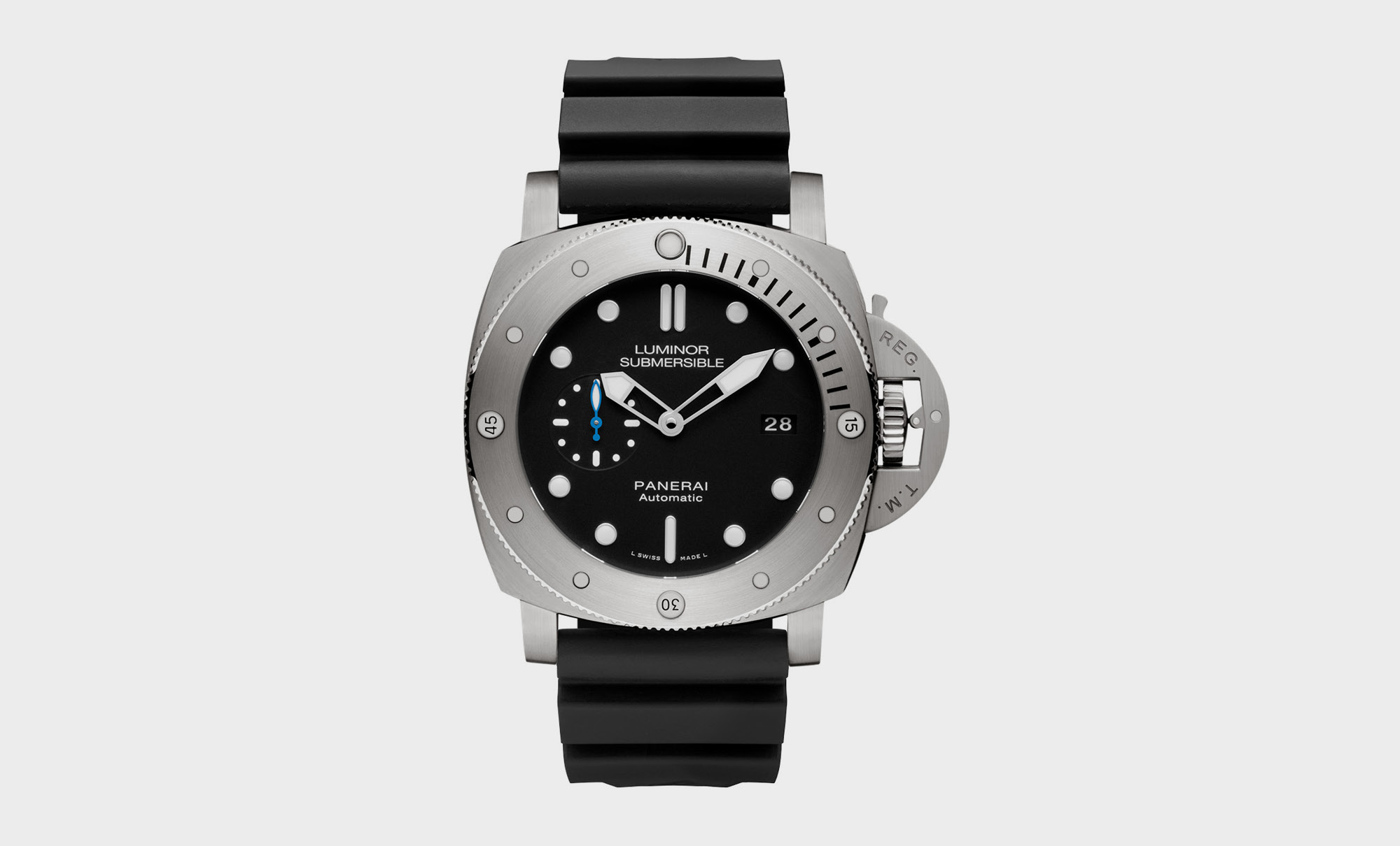 Panerai Luminor Submersible, £7,800