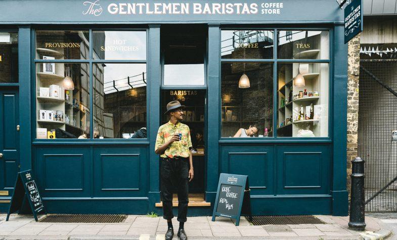 The Gentlemen Baristas' Coffee Store London Bridge