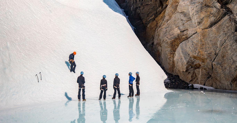 Geoffrey Kent Antartica trip