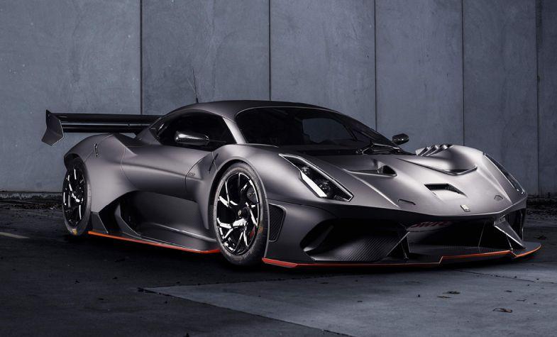 Brabham's new model
