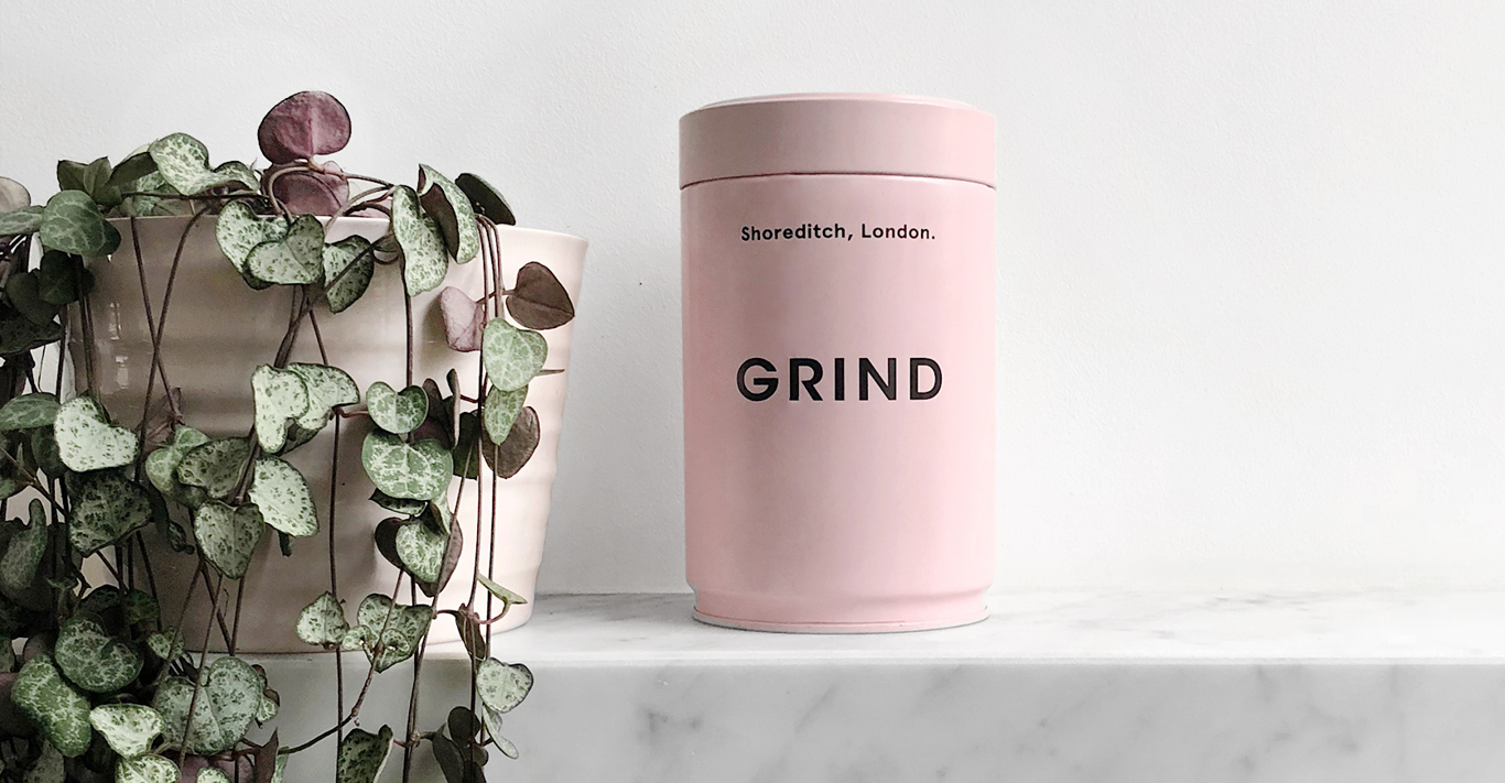 Grind's compostable coffee pods