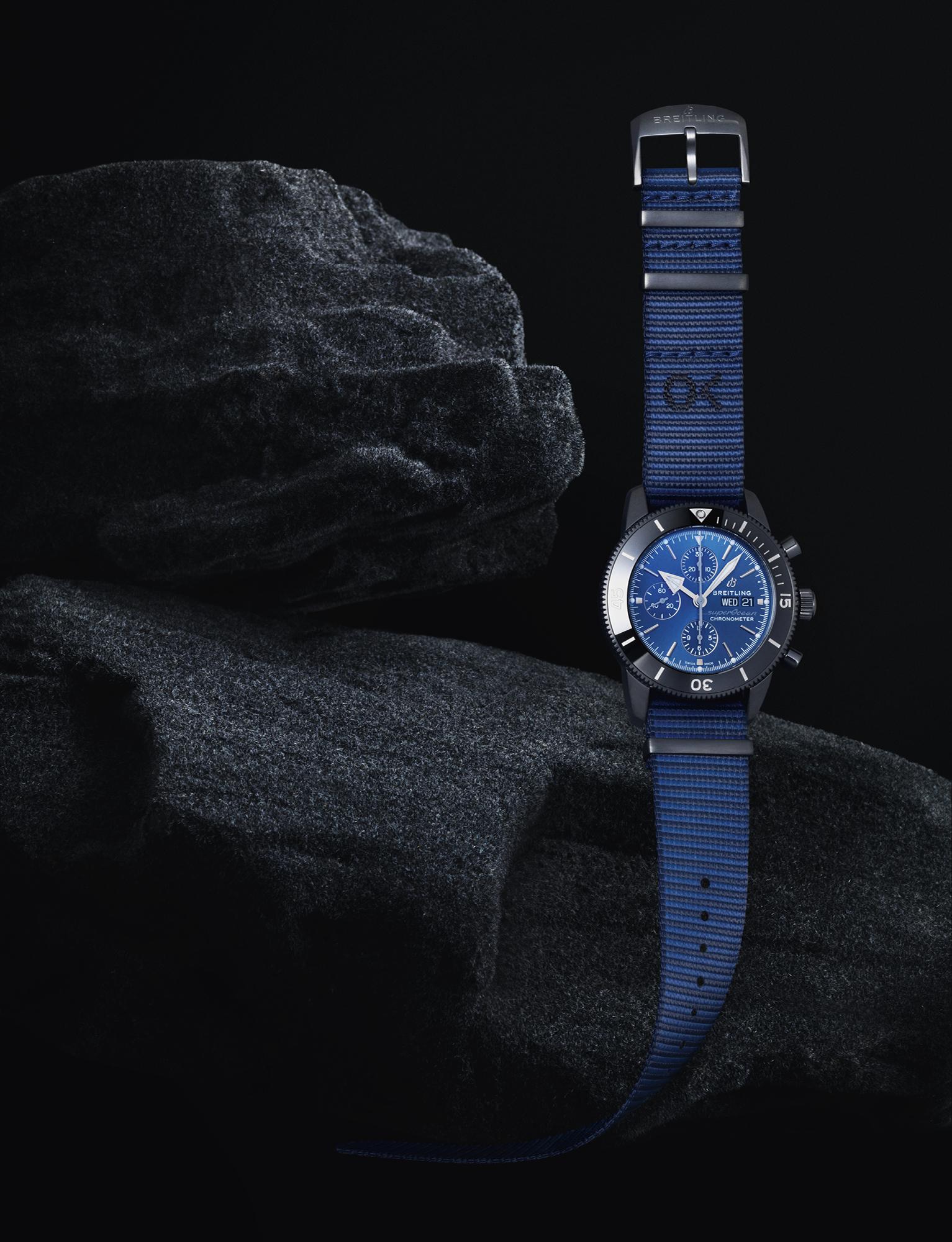 Breitling Superocean Heritage II 'Outerknown', £5,600