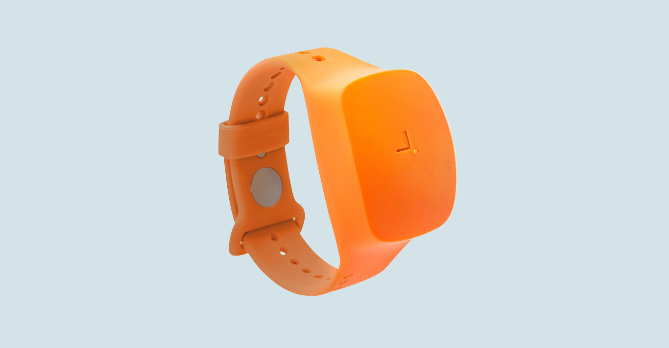 Philippe Starck's new GPS wristband