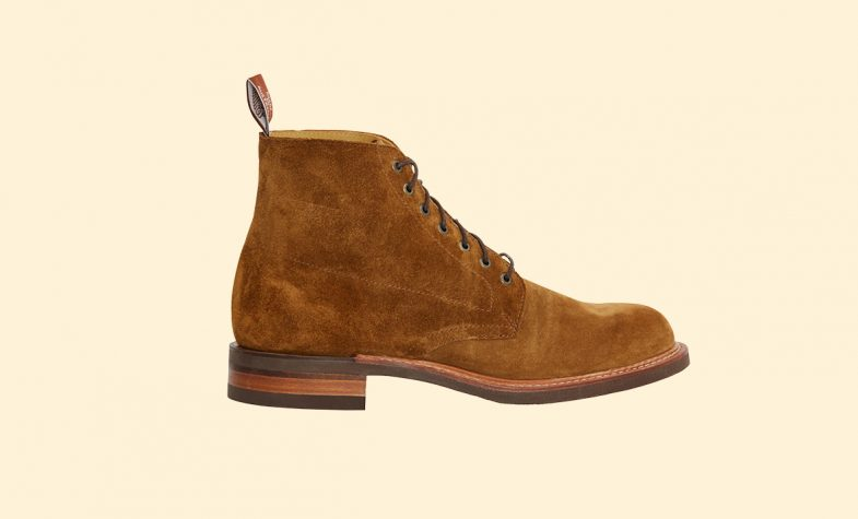 RM Williams Rickaby lace-up work boot